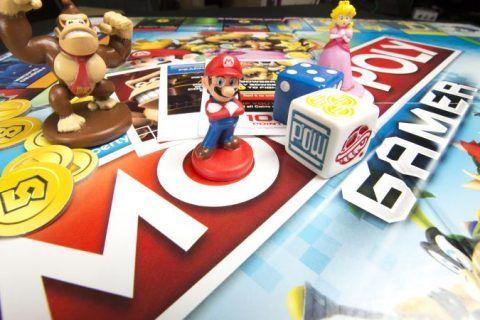 Mario Monopoly