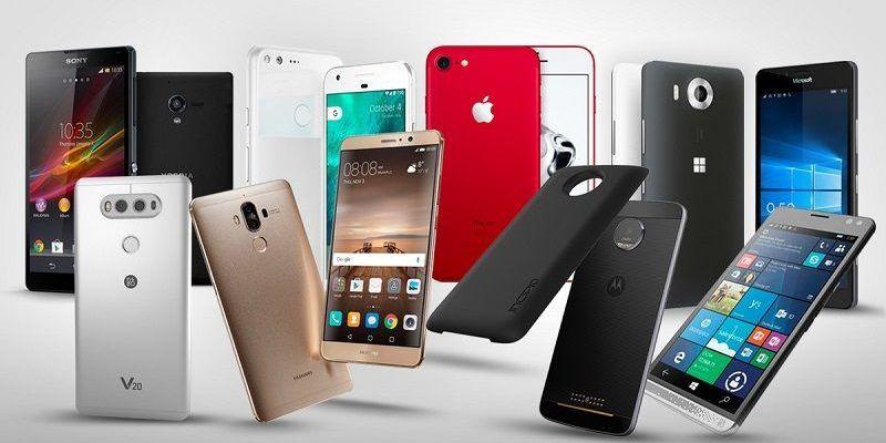Mejores teléfonos 2018