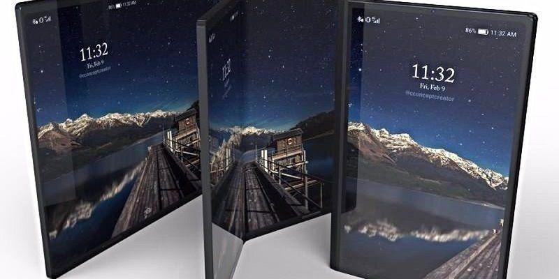 No Creerás Cuántas Pantallas Tendrá el Samsung Galaxy X