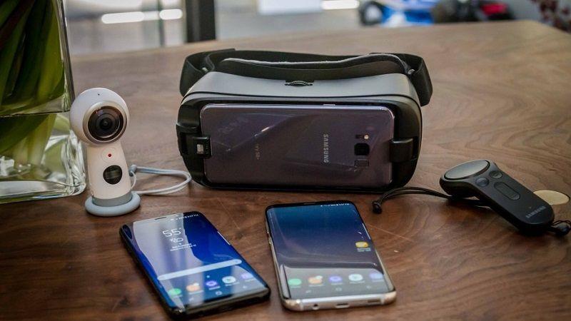 Samsung presentará su primer móvil con pantalla flexible en 2018