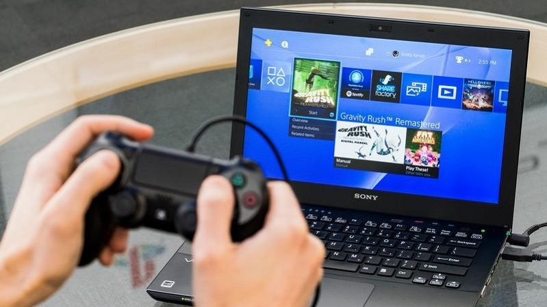 PS4 games on a PC