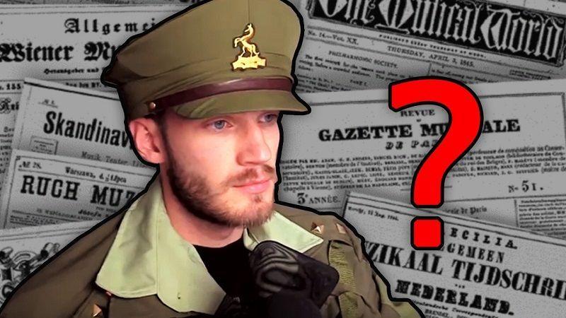 PewDiePie Obligado a Eliminar Videos