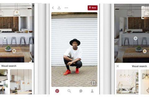 Pinterest Añade Funciones Nuevas Para la Aplicación de iOS