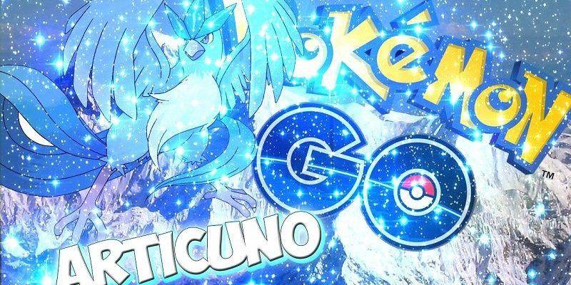 Pokémon Go Cómo Vencer a Articuno