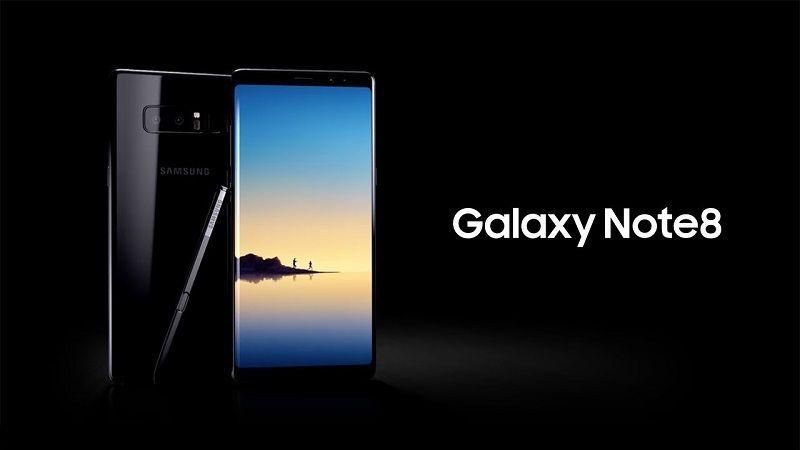 Samsung Galaxy Note 8 Problemas y cómo solucionarlos