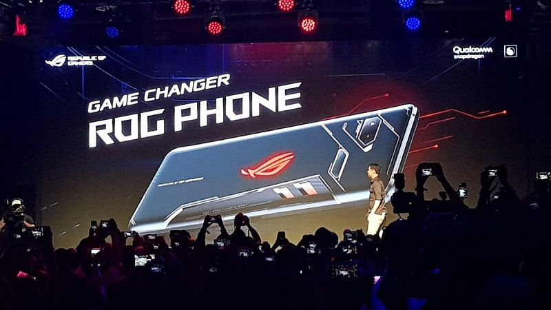 Smartphone ROG Phone de Asus