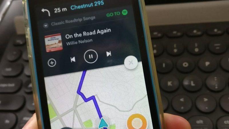 Waze y Spotify por fin se integran para los usuarios de iOS