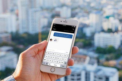 Uber Agrega Función de Chat en la App