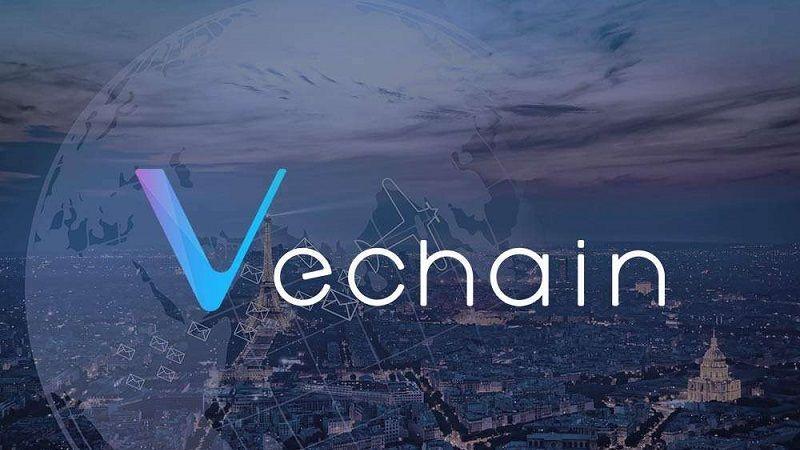 VeChain Criptomoneda