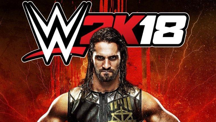 WWE 2K18 Llega a Nintendo Switch
