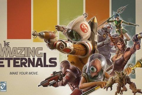 Warframe The Amazing Eternals