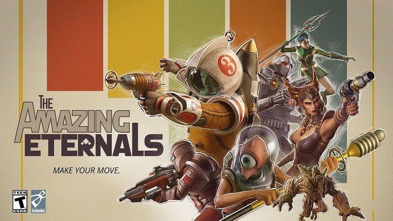 Warframe The Amazing Eternals