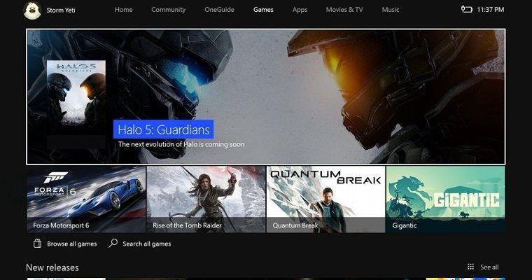 Xbox Game Gifting Wishlists