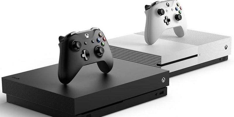 Xbox One X y One S
