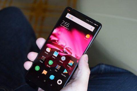 Xiaomi Mi MIX 2 Alcanza Casi 300K Registros En Un Día