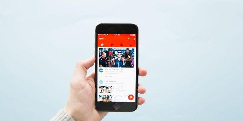 YouTube Mejora Streaming en Vivio