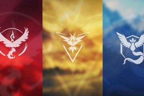 equipos pokemon legendarios pokemon go