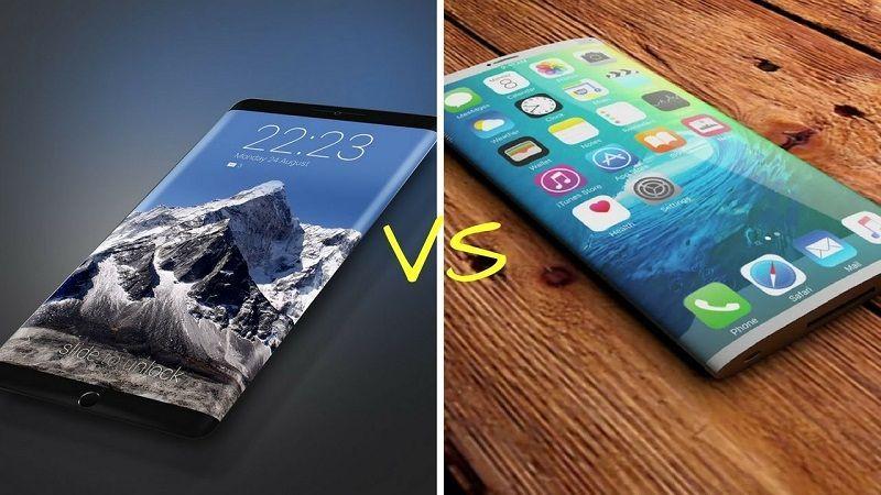iPhone 8 Tendrá Algo del Samsung