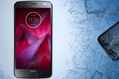 Patente de Motorola revela diseños para una pantalla de teléfono que se cura