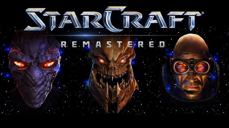 remastered Starcraft